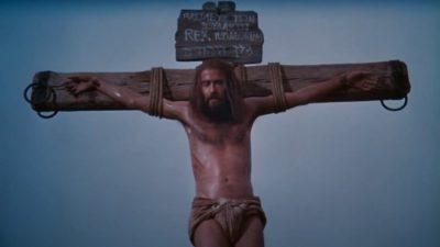 Как называется место где распяли Христа