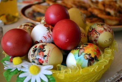 Что символизирует Пасхальный кулич и крашеные яйца