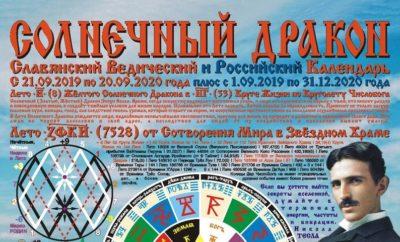 Какой сейчас год от сотворения мира по византийскому календарю