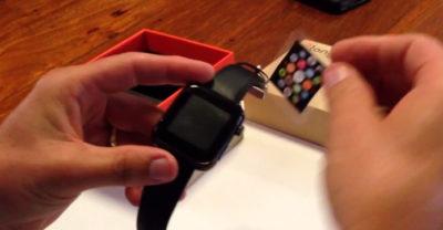 Как поменять Apple Watch имя