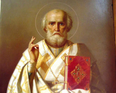 В чем помогает святой Николай