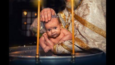 Когда лучше всего крестить ребенка