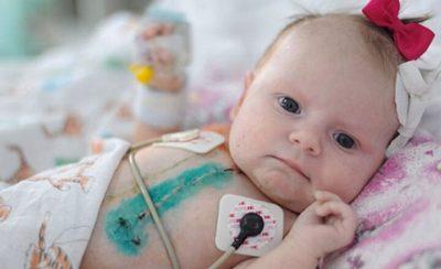 Что такое порок сердца у ребенка