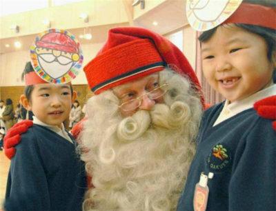 Когда празднуют Рождество в Японии