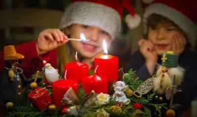 Когда начинают праздновать Рождество в Германии