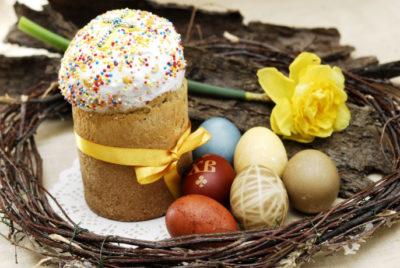 Что означают яйца и куличи на Пасху