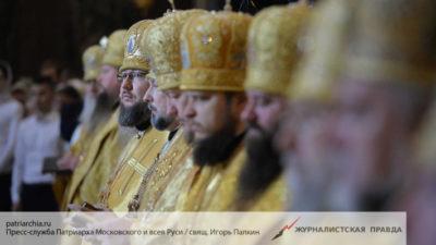 Кто стоял во главе Русской православной церкви в 19 веке