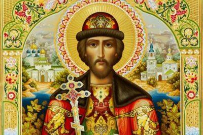 Как звали князя который установил праздник Покрова на русской земле