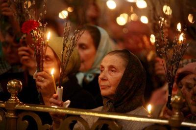 Что означает Верба на Вербное воскресенье