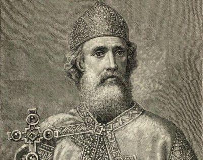 Где похоронен святой Владимир