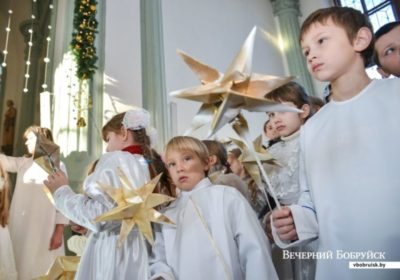 Когда католики празднуют Рождество