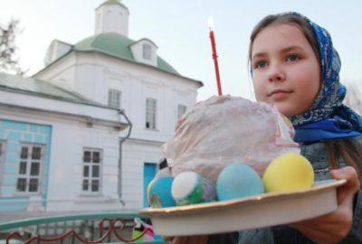 Какого числа в этом году в России Пасха