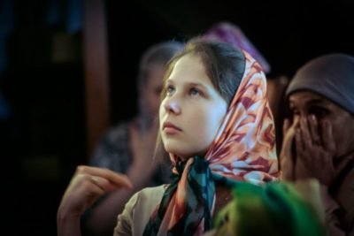 Какой рукой молятся православные