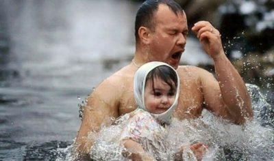 Когда лучше всего купаться на Крещение
