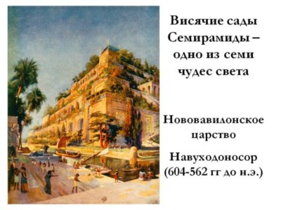 Что означает название города Вавилон