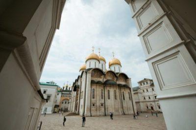 Кто строил Успенский собор в Кремле