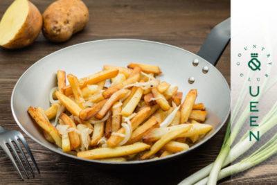 Можно ли есть жареную картошку во время поста