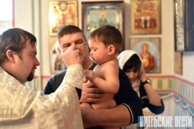 Кем является крестная мать родителям крестника