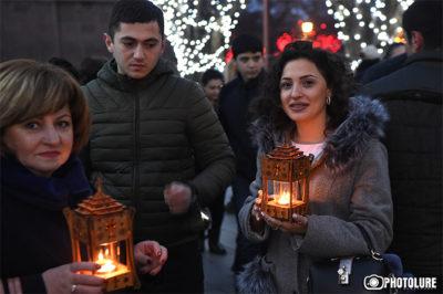 Когда празднуют Рождество в Армении