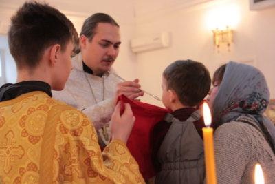 Когда заканчивается вечерняя служба в церкви на Крещение