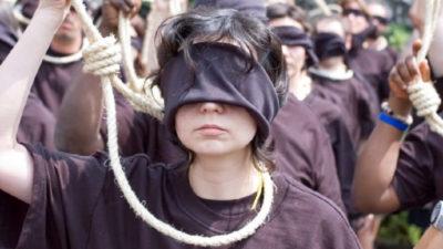 Кому не назначается смертная казнь