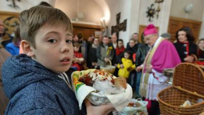 Сколько дней длится Католическая Пасха