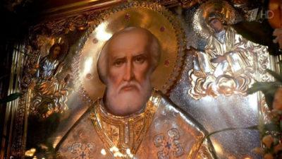 Где мощи святого Николая Чудотворца