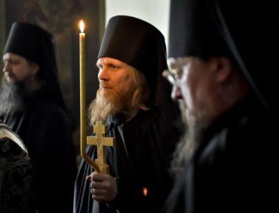 Как называется Чин посвящения в монахи