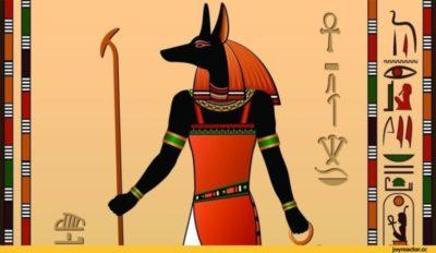 Какие есть египетские боги