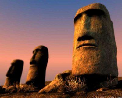 Кто открыл остров Пасхи