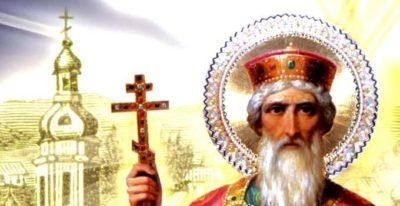 Почему князь Владимир решил принять крещение