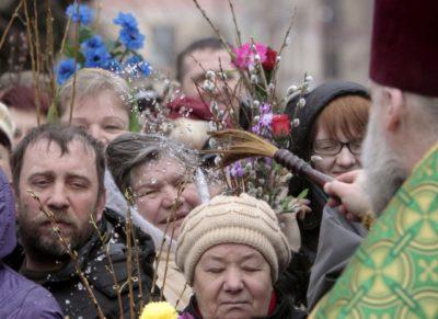 Когда Вербное воскресенье православная в этом году