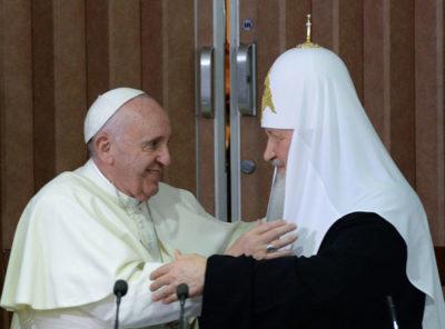 Как и почему произошел раскол церкви на католическую и православную
