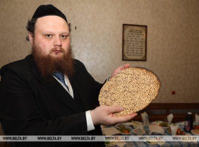Когда пасха у евреев в 19 году