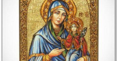 Кто были родители Пресвятой Богородицы