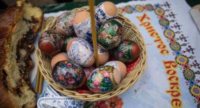 Что значит кулич и яйца