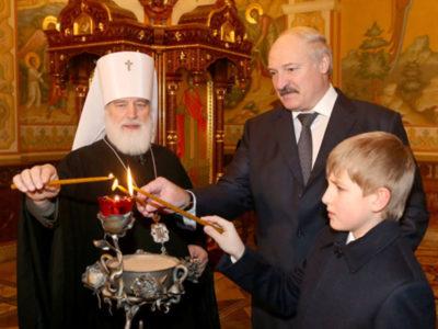 Сколько церквей в Беларуси