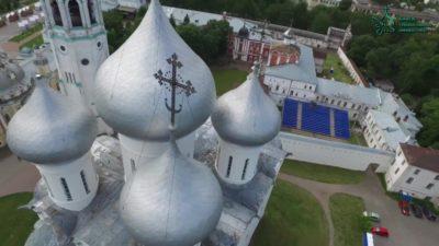 Где построен Софийский собор