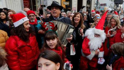 Как долго празднуют Рождество в Европе