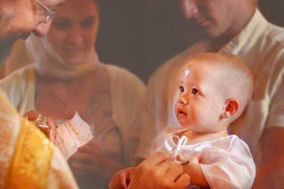 В каком веке было крещение