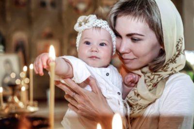 Можно ли крестить ребенка в Вербное воскресенье