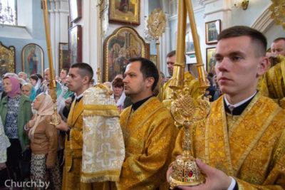 Какая литургия служится на Рождество