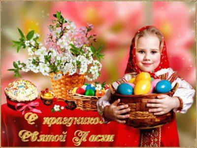 Что за праздник Христос воскрес