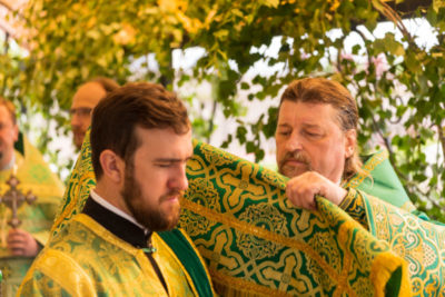 Как праздновать Святую Троицу