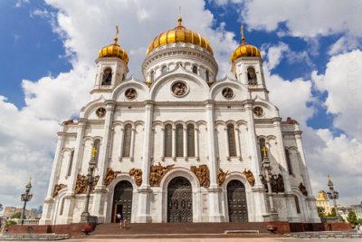 Кто строил Храм Христа Спасителя