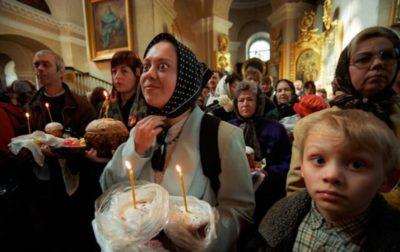 Что нужно нести в церковь на Троицу
