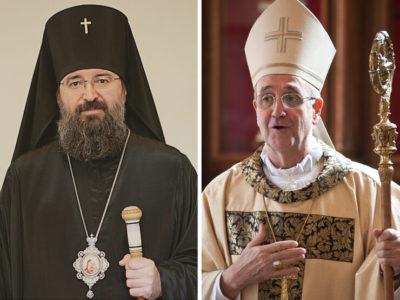 Когда разделились на православных и католиков