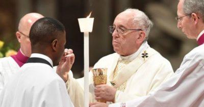 Как католики крестятся