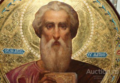 Как умер апостол Матфей