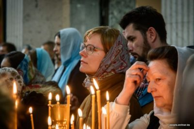Сколько дней празднуют православную Пасху